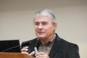 Veterinarian Brad Stroud discusses the necessities of a successful ET program.
