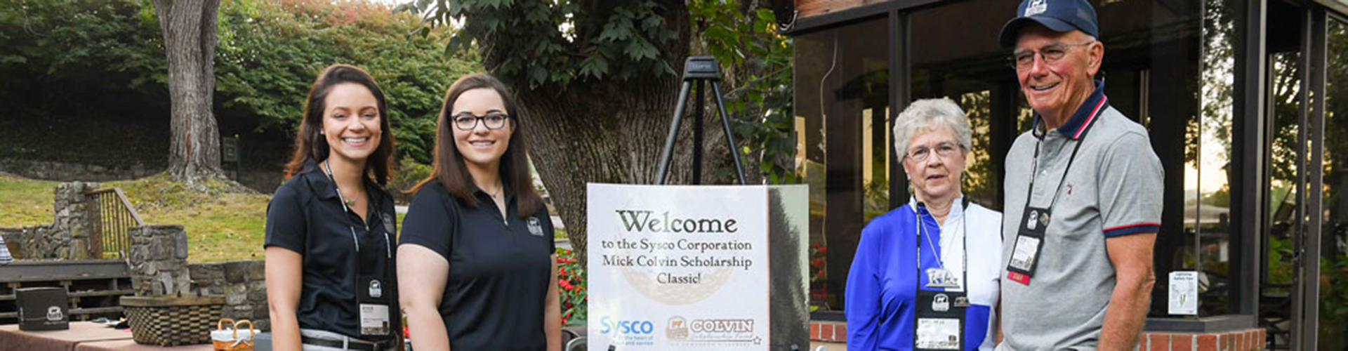 colvin scholarship winners, mick colvin