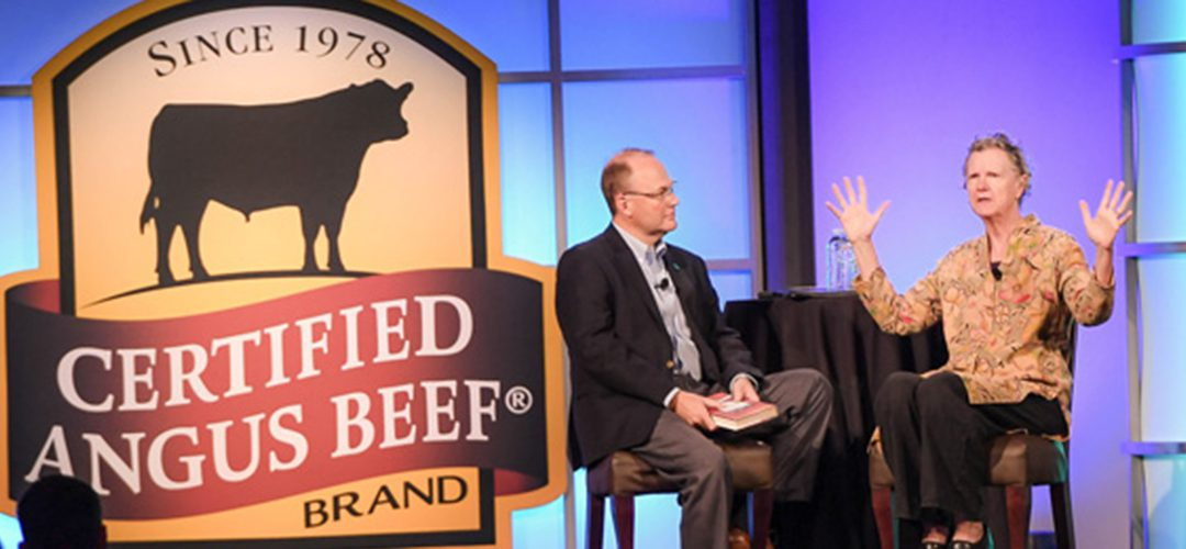 Meat is about trust, author says
