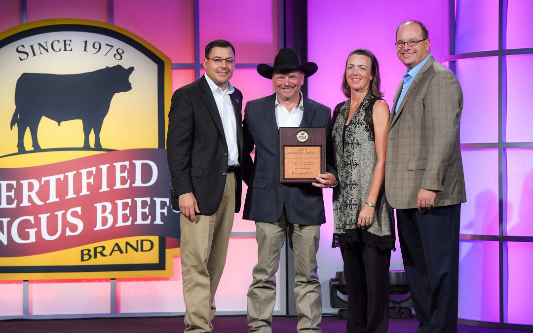 Montana Angus ranch: data-driven quality from the start