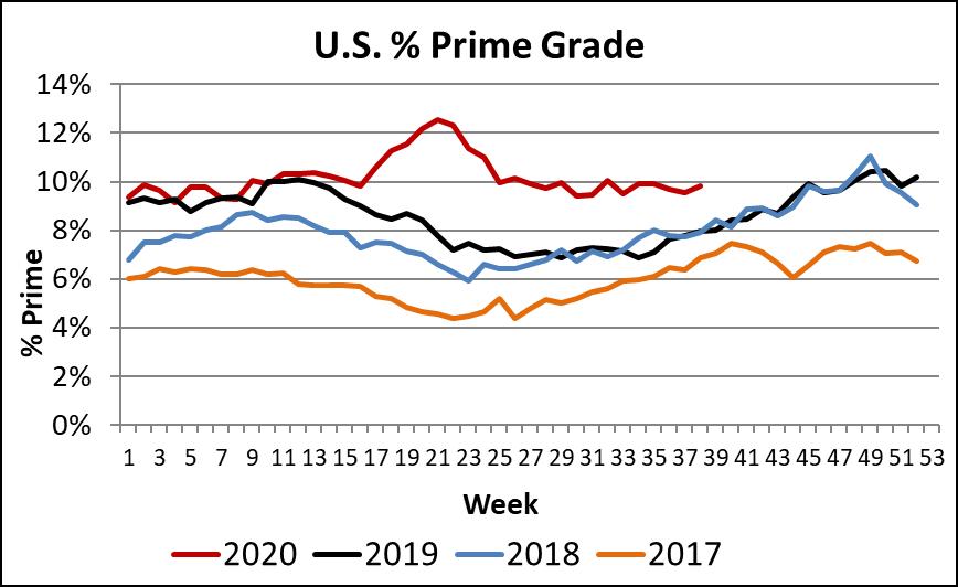 US Prime Grade