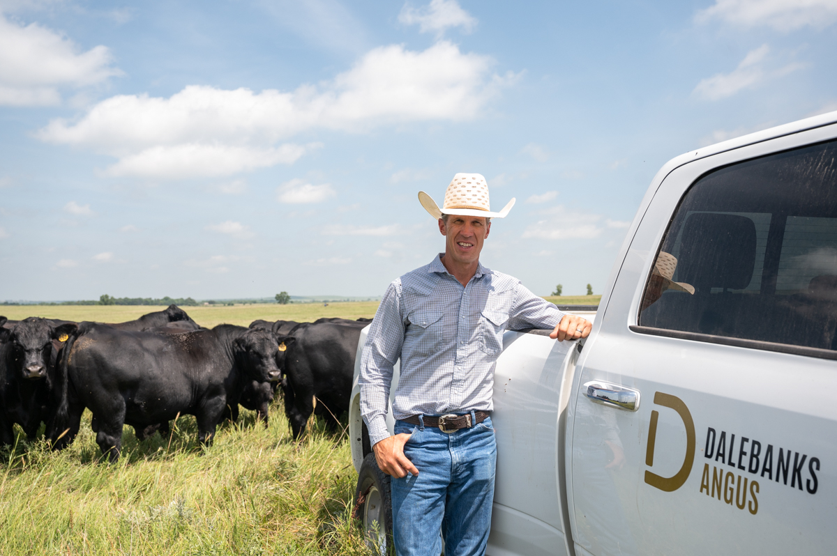 dalebanks perrier seedstock commitment to excellence