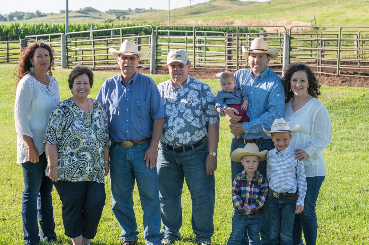 Huyser family