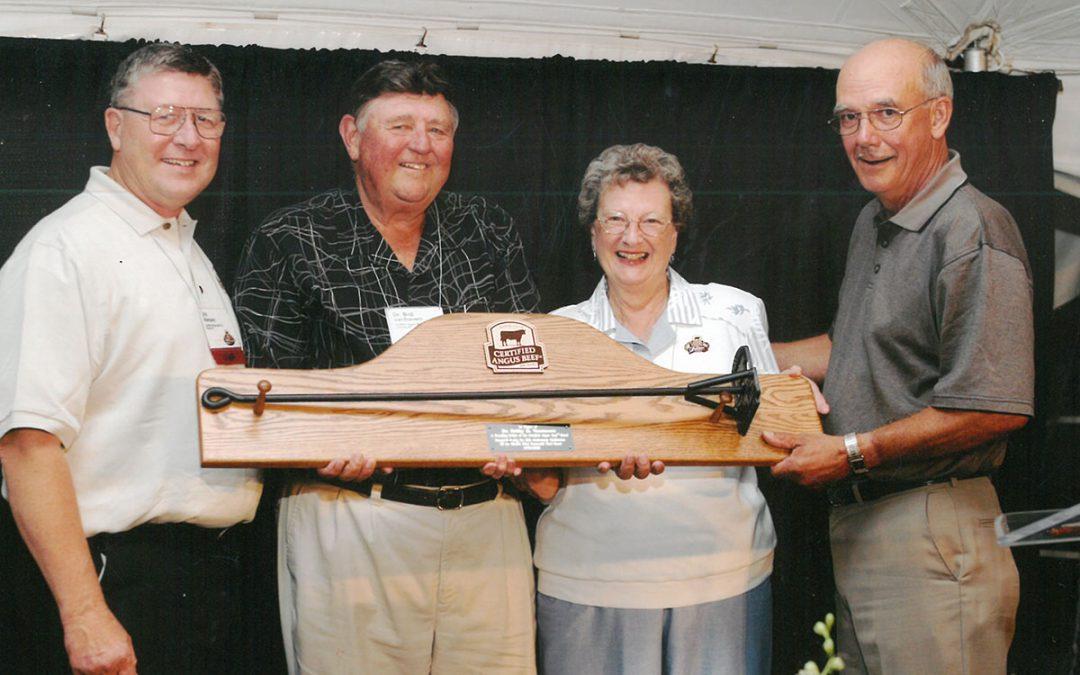 VanStavern's legacy as helper