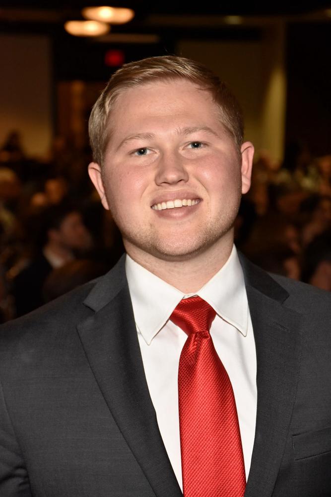 colvin scholarship winner, conner mckinzie, texas tech university