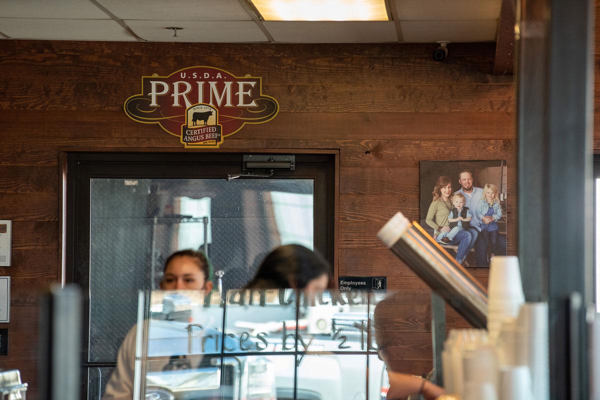 CAB Prime signage